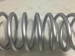 特殊使用大线径圆线弹簧