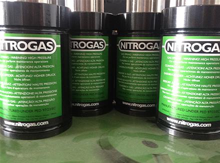 NITROGAS氮气弹簧