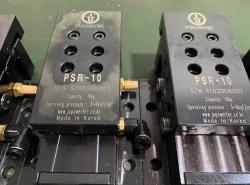 韩国进口POWERTEC冲压排废料装置