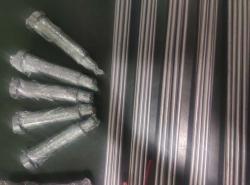 定制挂钩和连接轴(弹簧机和NC加工制造)